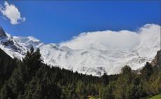 新疆阿图什奥依塔克森林公园风景区