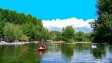 新疆博尔塔拉温泉