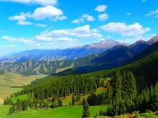 新疆昌吉南天山山麓