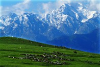 新疆昌吉天山