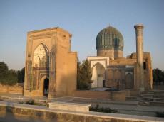 新疆哈密吐虎鲁克铁木尔汗麻札