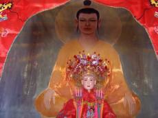 新疆哈密仙姑庙
