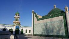 新疆哈密回王墓