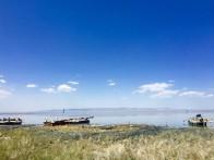 新疆哈密巴里坤湖