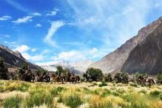 新疆和田喀喇昆仑山