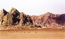 新疆和田阿其克库勒火山