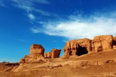 新疆和田喀拉墩古城