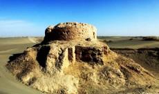 新疆和田热瓦克佛教遗址