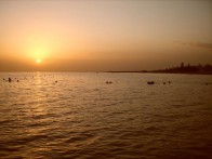 新疆库尔勒和硕县金沙滩旅游度假区