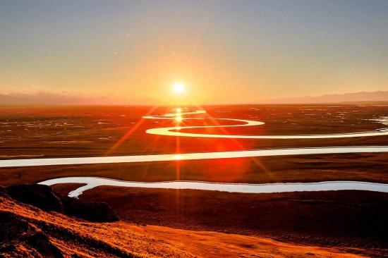 新疆巴音布鲁克草原,图二