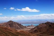 新疆库尔勒阿尔金山自然保护区