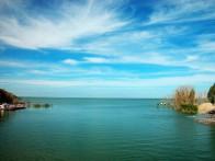 新疆库尔勒博斯腾湖