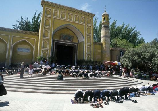 新疆喀什艾提尕尔清真寺,图四