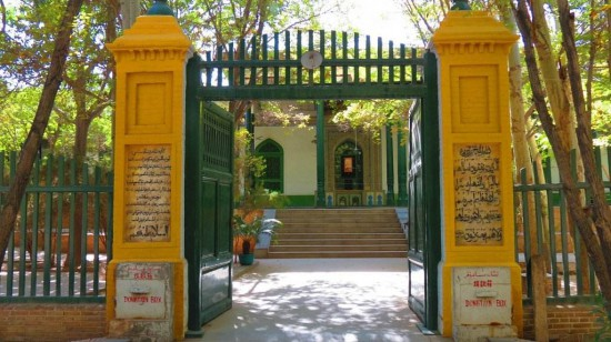 新疆喀什艾提尕尔清真寺,图三