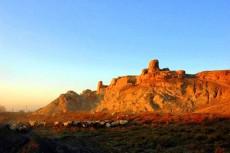 新疆喀什唐王城