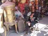 新疆喀什职业艺人街