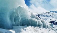 新疆喀什特拉木坎力冰川
