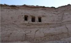 新疆喀什三仙洞风景区
