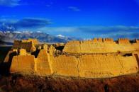 新疆喀什石头城