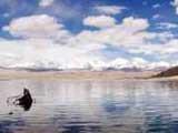 新疆喀什卡拉库里湖