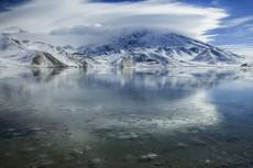 新疆喀什慕士塔格冰山
