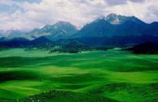 新疆石河子沙湾县温泉旅游区