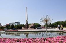新疆石河子游憩广场