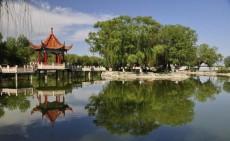 新疆石河子北湖公园