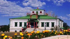 新疆塔城和布克赛尔王爷府