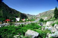 新疆塔城沙湾温泉旅游区