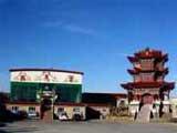 新疆塔城蒙王府热气泉旅游度假区