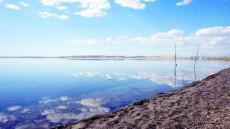 新疆塔城艾里克湖