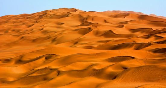 新疆吐鲁番库木塔格沙漠,图三