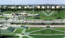 新疆吐鲁番旅游文化广场