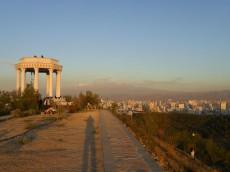 新疆乌鲁木齐妖魔山公园