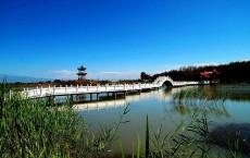 新疆乌鲁木齐青格达湖旅游风景区