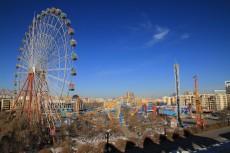 新疆乌鲁木齐市水上乐园