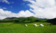 新疆伊犁那拉提森林公园