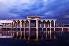 新疆伊宁城市海景