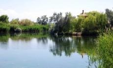 新疆伊犁清水湖生态旅游度假村