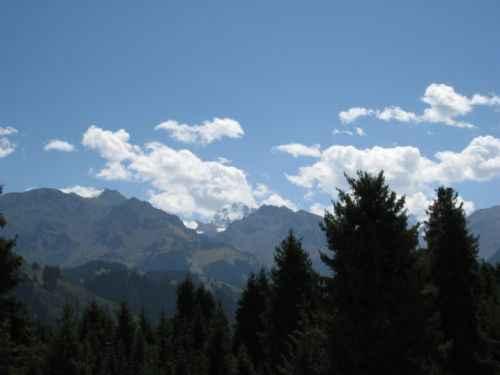 新疆,心无疆—风景如画天山天池3