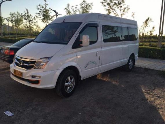 丰田海狮改装旅行车