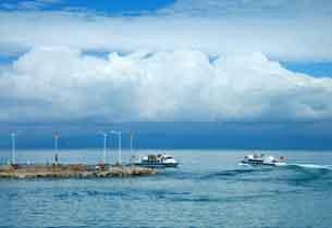 青海湖:蓝色的海洋