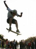 西安PRO:对滑板少年说NO!