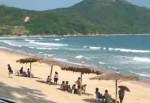 西安旅友沙滩露营经验谈