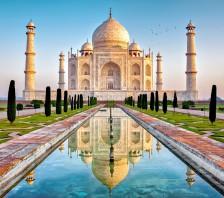 印度7天金三角特色之旅