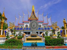 泰国曼谷、芭堤雅、泰缅边境、马来西亚、新加坡五飞11/12日品质纯玩