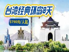 台湾经典环岛8天(图文)