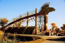 北疆风光天池、喀纳斯、南疆风情吐鲁番、库尔勒八日游