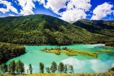 天池、喀纳斯、南山大峡谷、吐鲁番九日游
